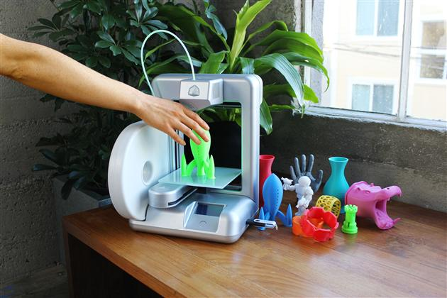 Finally — a 3D printer for the rest of us. Check out the $199 MOD ...