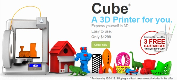 3D Printers for Sale -