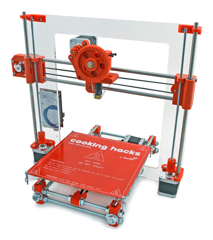 Cooking Hacks Launches 3D Printer with Hands-On Training ...