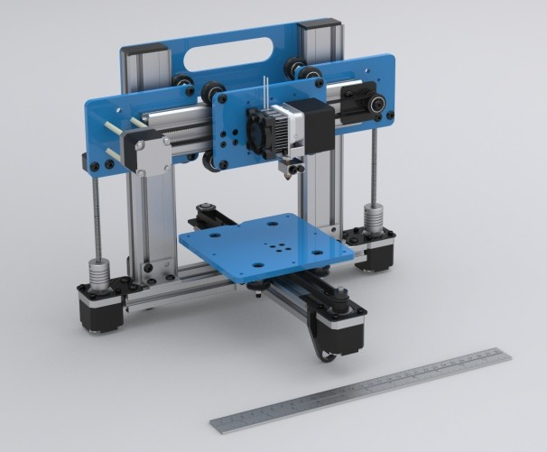 Low Cost 3D Printing Service