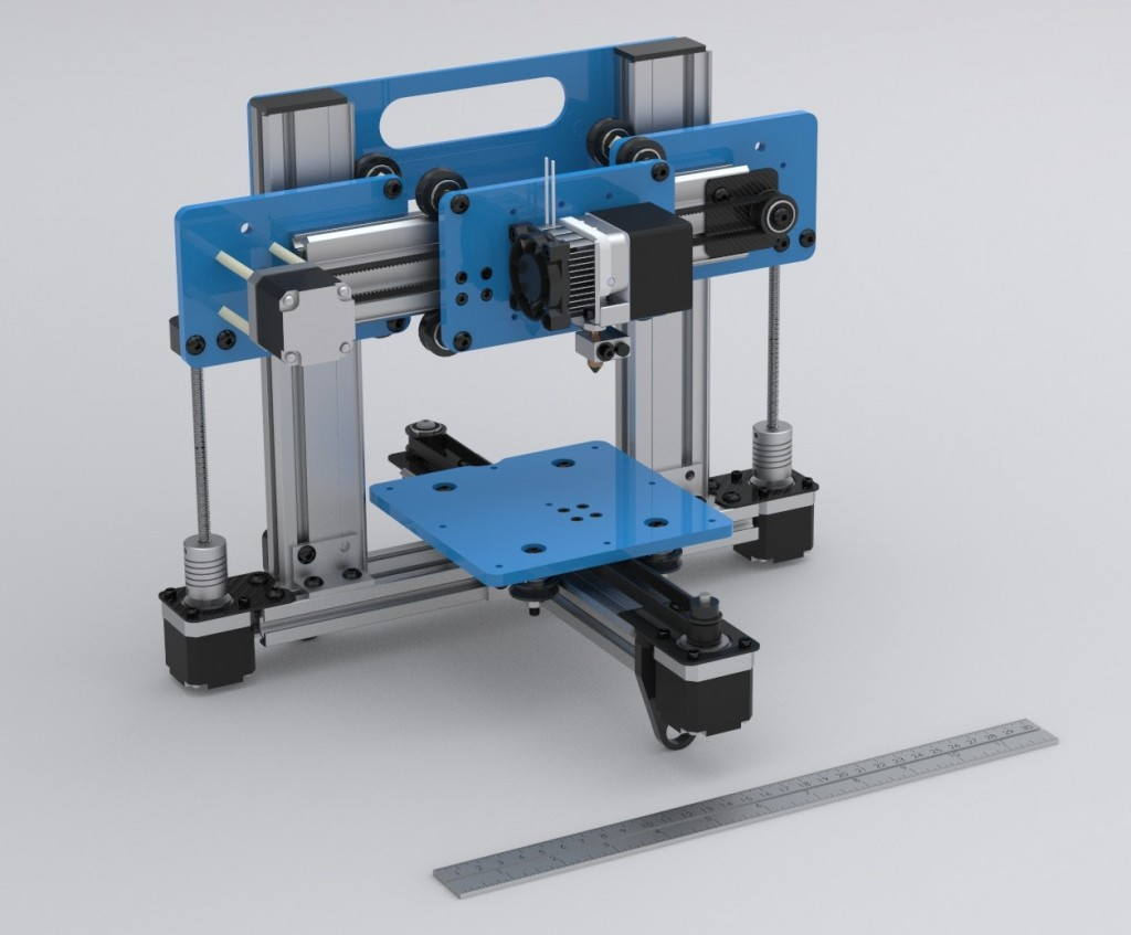3d printer plans for Plans for 3d printing