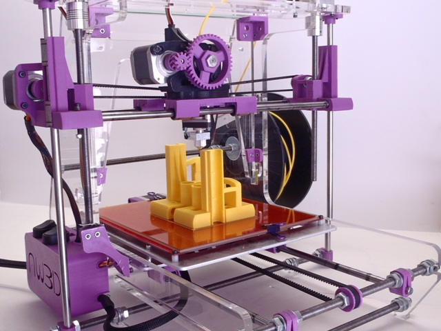 3D Printer Kit To Build it Yourself - DIY with Airwolf 3D Printers ...